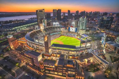 Endless Summer at Petco Park