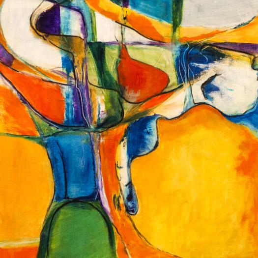 Tu Y Yo (You and I) - Mexican Fine Art