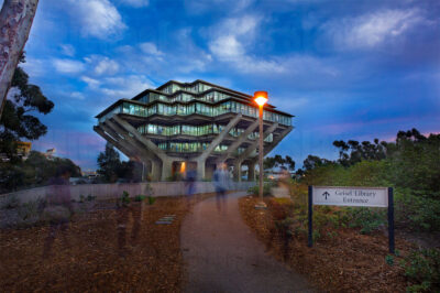 Geisel Library - Fine Art Photography
